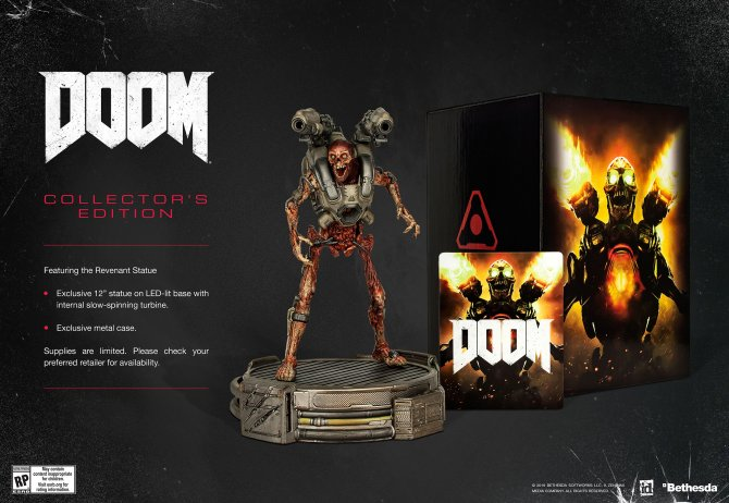 Коллекционное издание DOOM