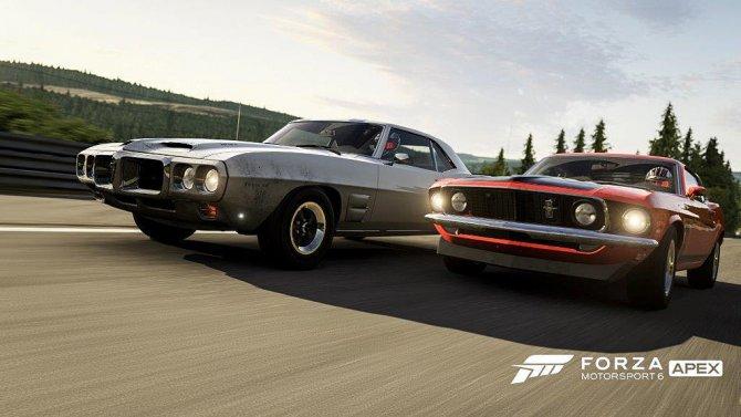 Forza 6: Apex выйдет для Windows 10