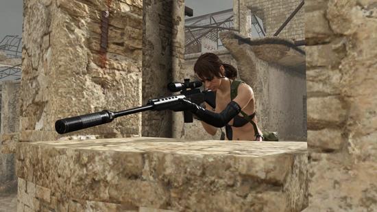 Дополнение Cloaked in Silence для Metal Gear Online