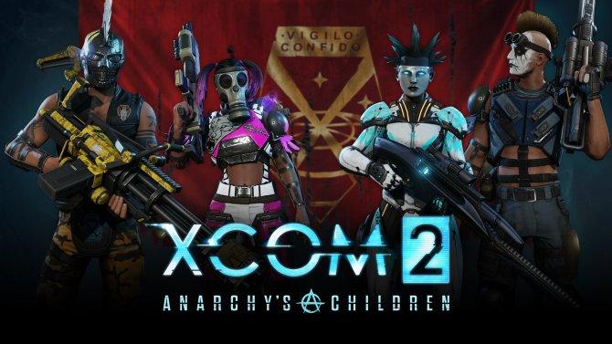 «Дети анархии» в XCOM 2