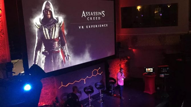 Assassin's Creed VR Experience анонсирован на GDC 2016