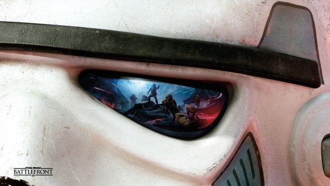 Star Wars Battlefront выйдет для PlayStation VR