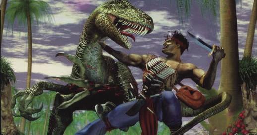 Turok и Turok 2 переиздадут на Xbox One