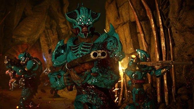 Открытый бета-тест Doom стартует 15 апреля