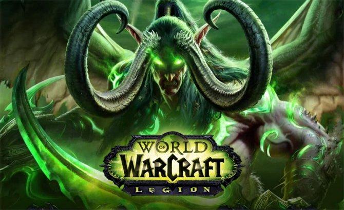 Дополнение Legion для World of Warcraft выходит 30 августа