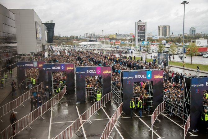 ИгроМир и Comic Con Russia 2015