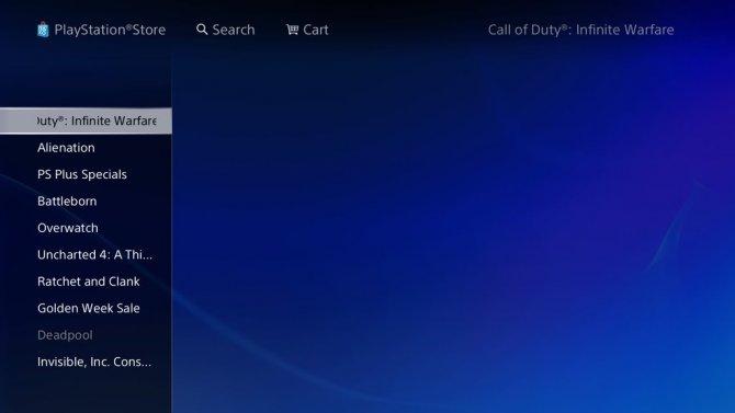 Следующая Call of Duty может называться Infinite Warfare
