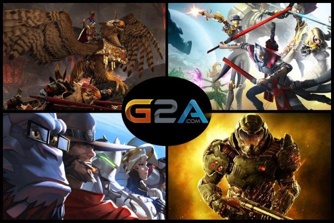 G2A – 4 отличных предзаказа