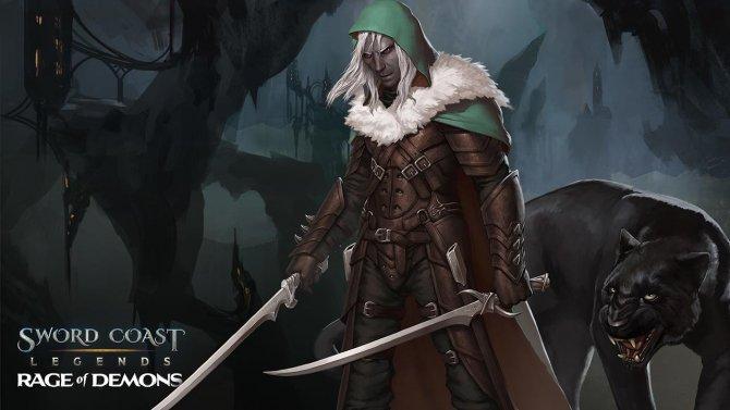 Sword Coast Legends обзавелся дополнением Rage of Demons