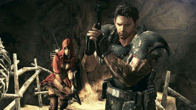 Resident Evil 5 выйдет на PS4 и Xbox One