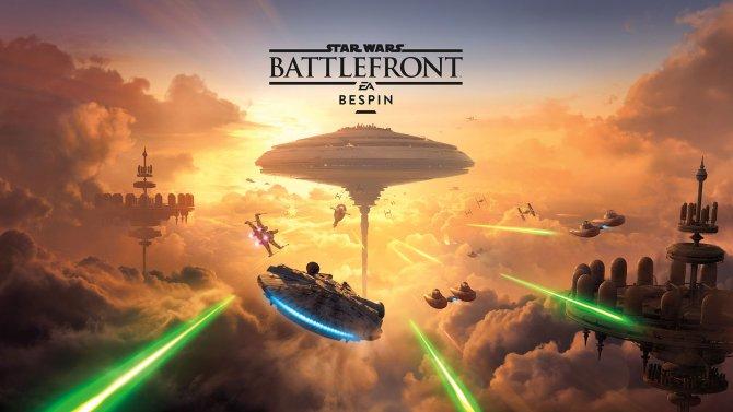 Дополнение «Беспин» для Star Wars Battlefront выйдет в июне