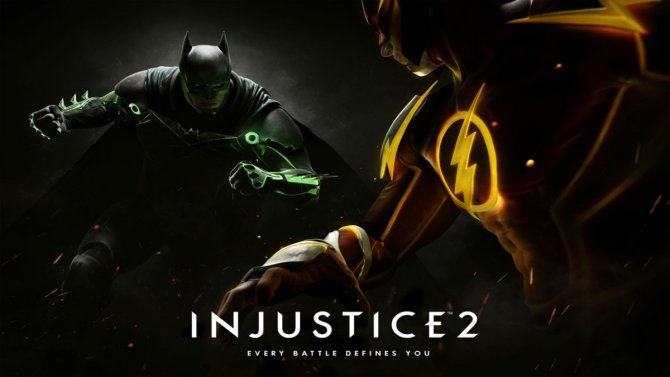 Презентация геймплея Injustice 2 – в ночь с субботы на воскресенье