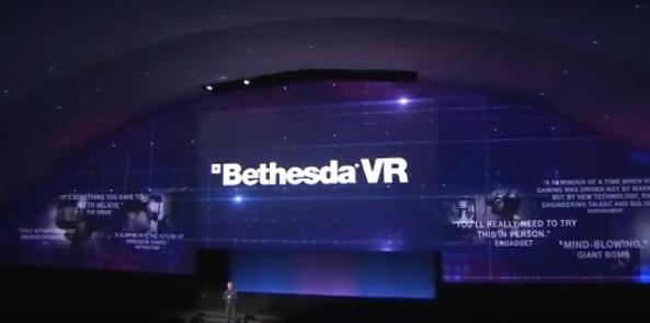 Doom и Fallout 4 будут поддерживать VR