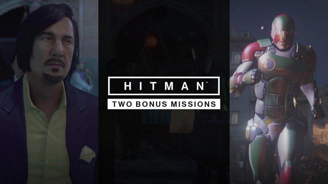 Бонусный эпизод Hitman выйдет в июле