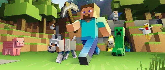 Объявлена дата выхода фильма по Minecraft