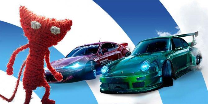 Need for Speed и Unravel пополнят библиотеку EA Access The Vault