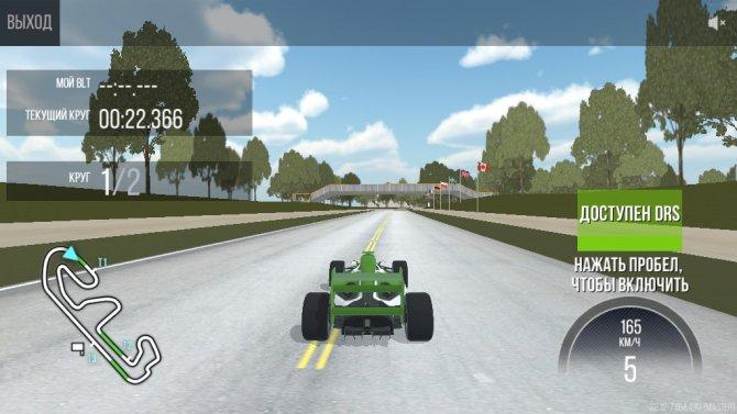 Прогреваем моторы в Money Racing
