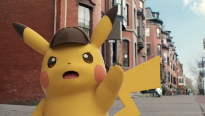 Legendary Entertainment снимут live-action фильм Detective Pikachu