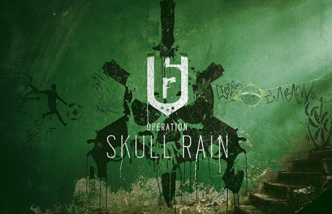 Детали нового DLC Operation Skull Rain для Rainbow Six Siege