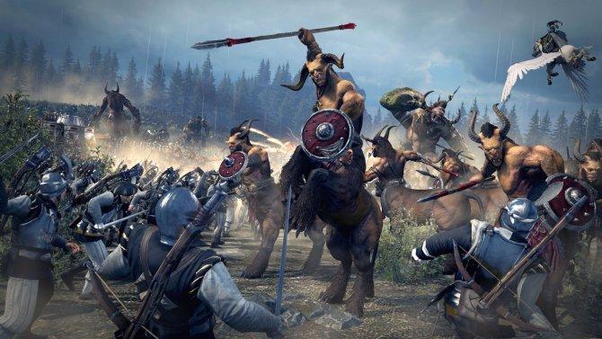 Состоялась премьера DLC «Зов зверолюдов» к Total War: WARHAMMER