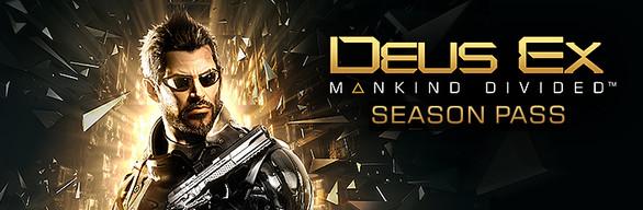 Детали сезонного пропуска Deus Ex: Mankind Divided