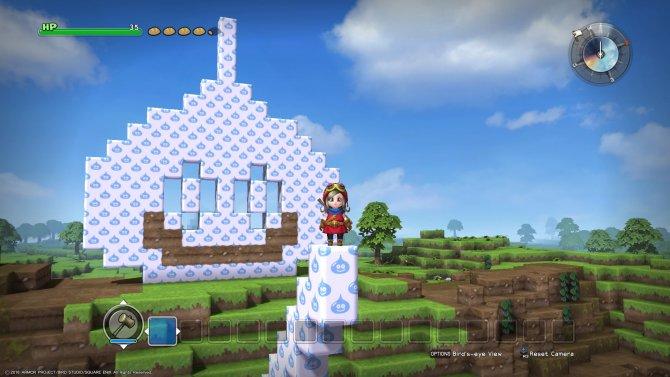 Японский майнкрафт пожалует к нам – Бука издаст Dragon Quest: Builders