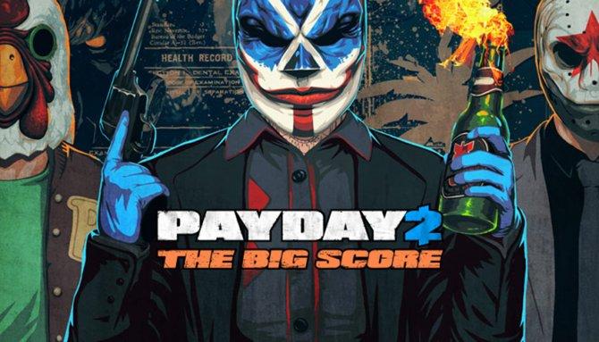 Детали Payday 2: Crimewave Edition - The Big Score