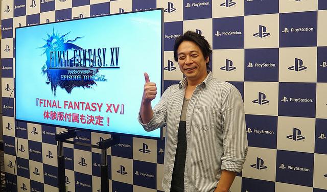Детальнее о причинах переноса релиза Final Fantasy XV