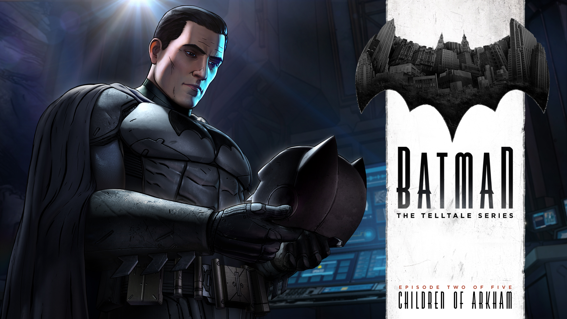 Дата выхода второго эпизод Batman - The Telltale Series