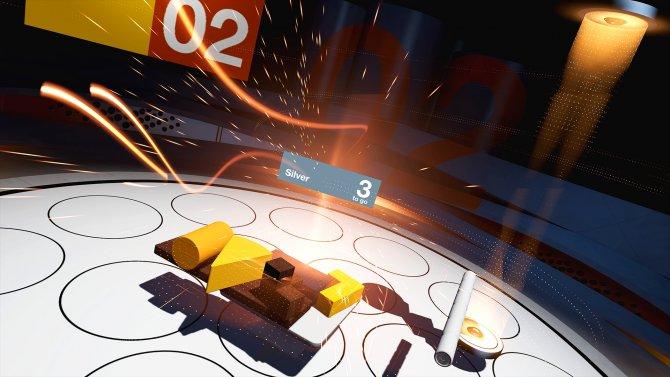 Диск с играми в комплекте с PlayStation VR