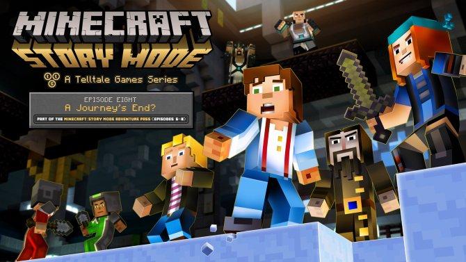 Дата релиза последнего эпизода Minecraft: Story Mode