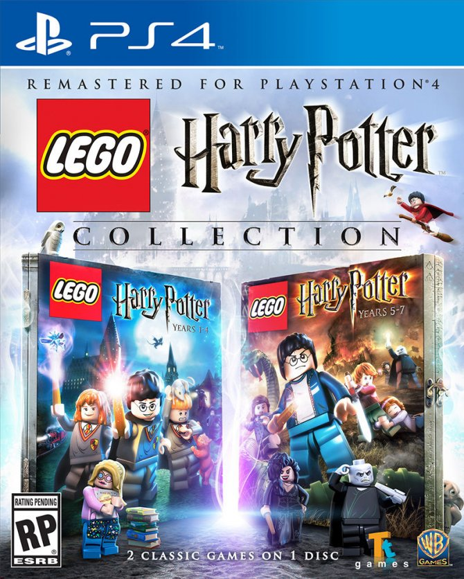Анонс LEGO Harry Potter Collection