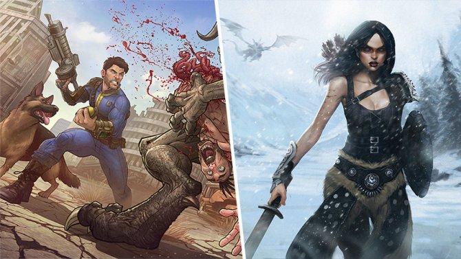 Sony не разрешает моды в Fallout 4 и Skyrim на PS4