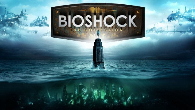 BioShock: The Collection – как получить в Steam при наличии всех игр серии