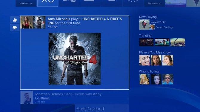 Обновление 4.00 для PlayStation 4 будет доступно уже завтра