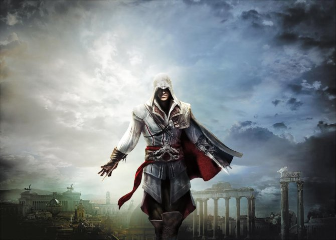 Assassin's Creed The Ezio Collection официально анонсирован