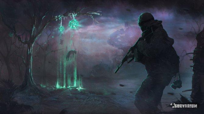 Получи бонус для Survarium и оценивай свежее обновление