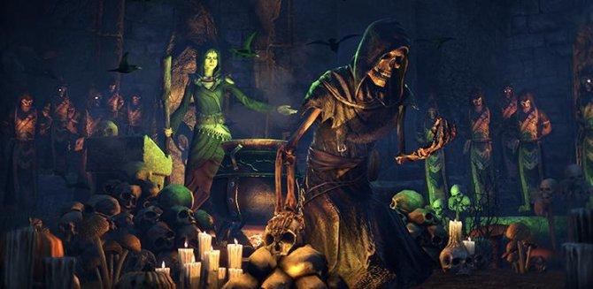 В The Elder Scrolls Online пройдет событие Witches Festival