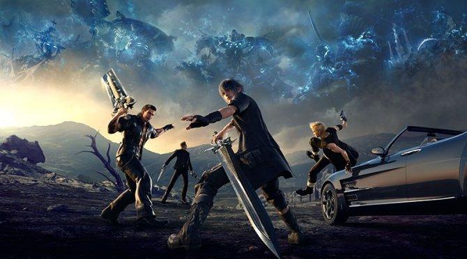 В Final Fantasy XV будет кооперативный режим