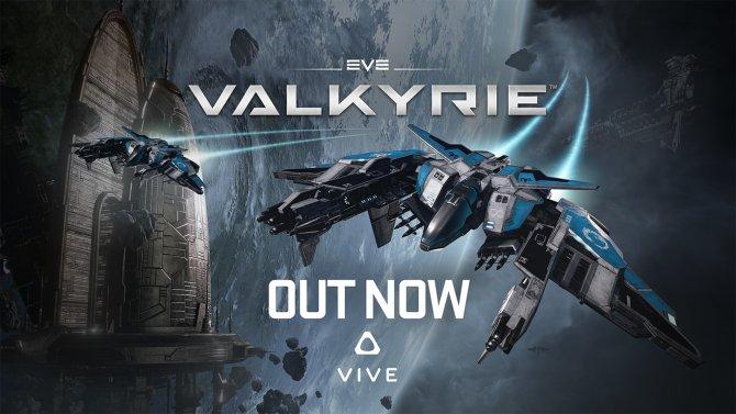 EVE: Valkyrie теперь доступна для HTC Vive
