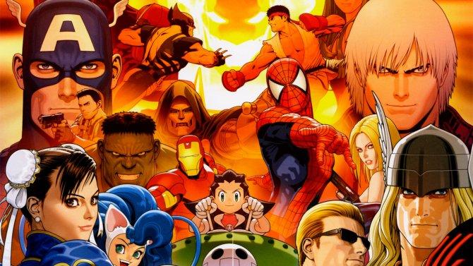 Marvel vs. Capcom 4 выйдет на консолях ы 2017 году