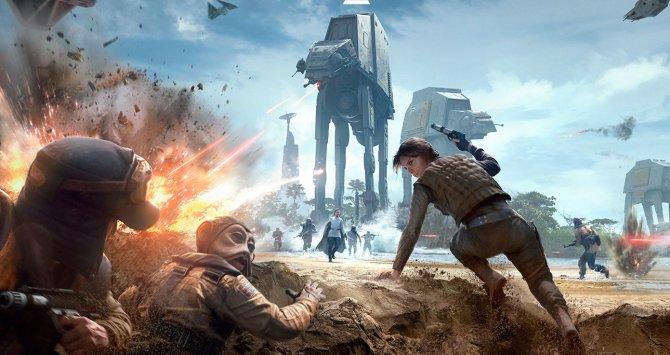 До нового Battlefield придется подождать пару лет