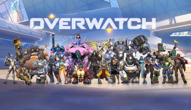 Overwatch становится игрой года по мнению The Game Awards 2016