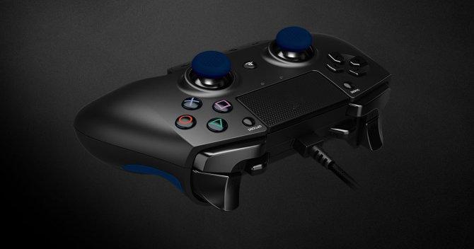Поступил в продажу Razer Raiju – профессиональный контроллер для PlayStation 4