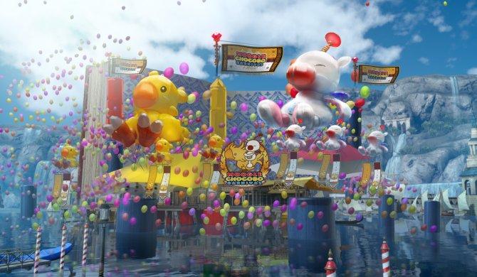Подробности грядущих обновлений и наборов для Final Fantasy XV