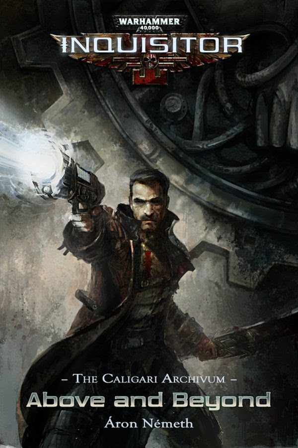 Вселенная W40k: Inquisitor - Martyr будет расширена книгами