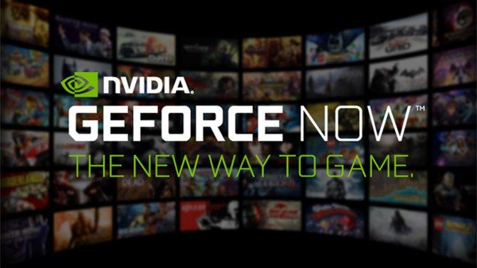 Geforce Now – стриминговый сервис от Nvidia