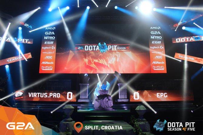 Розыгрыш скинов Dota 2 - Dota Pit