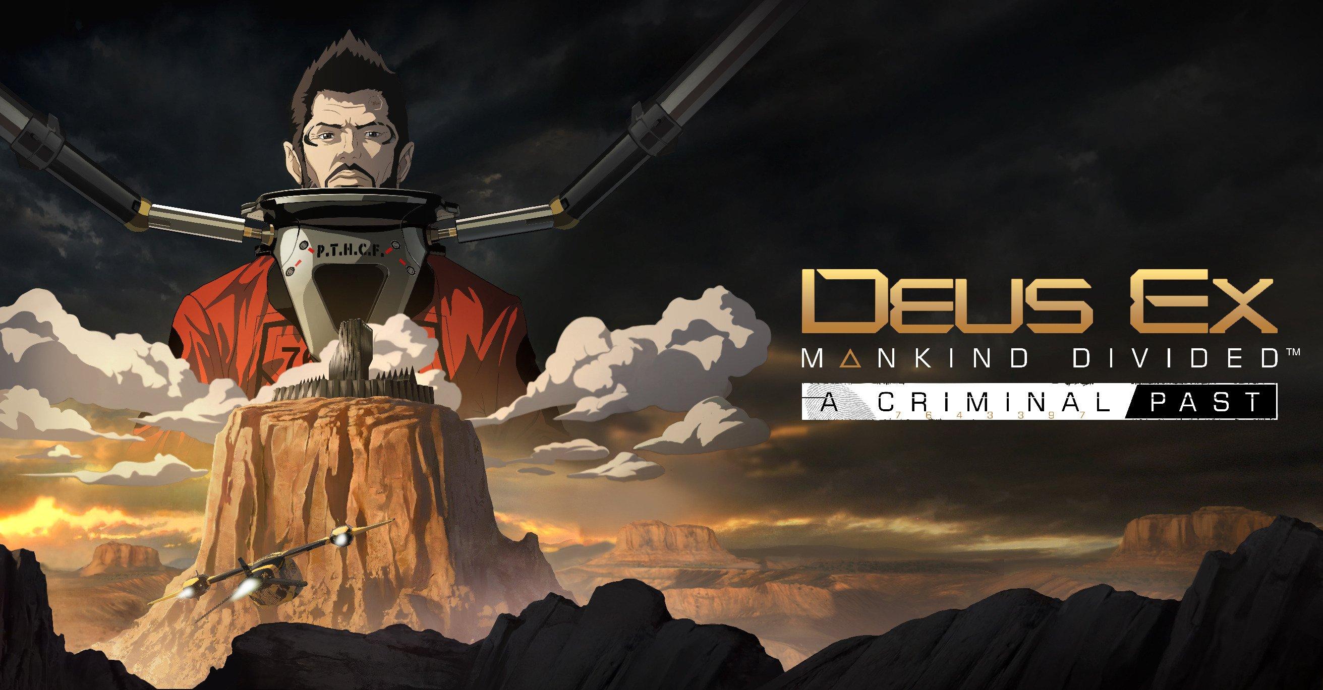 Второе сюжетное DLC для Deus Ex: Mankind Divided выйдет 23 февраля