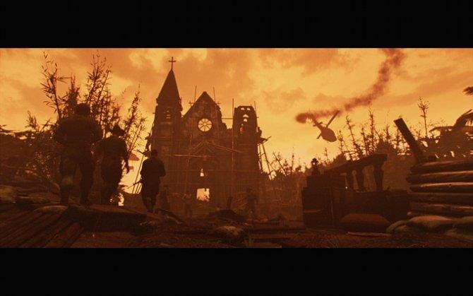Начат сбор денег на игру по фильму «Апокалипсис сегодня»